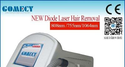 Super l�ser de diodo 808 755nm Laser Alexandrite 1064nm l�ser ...