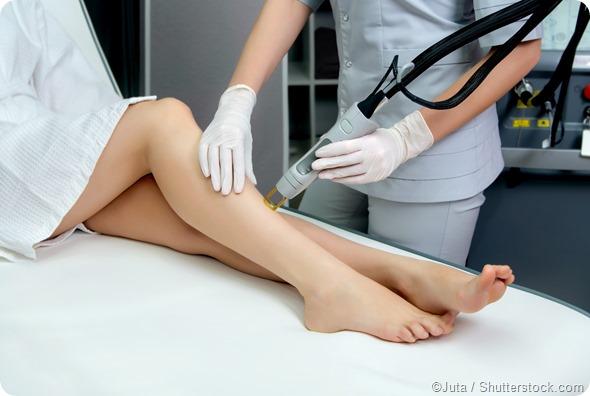 Riesgos para la salud de la depilaci�n l�ser