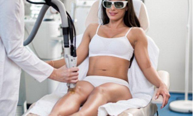 """Universidad de California expertos piensan depilaci�n l�ser podr�a """"conducir ..."""