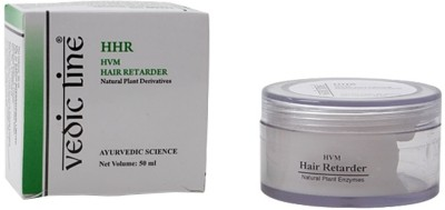 Retardador de cabello HVM Line Vedic para Rs. 240 en Flipkart