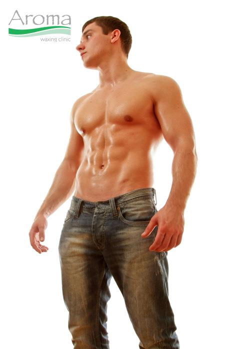 Depilación para hombres | Clínica de depilación con aroma