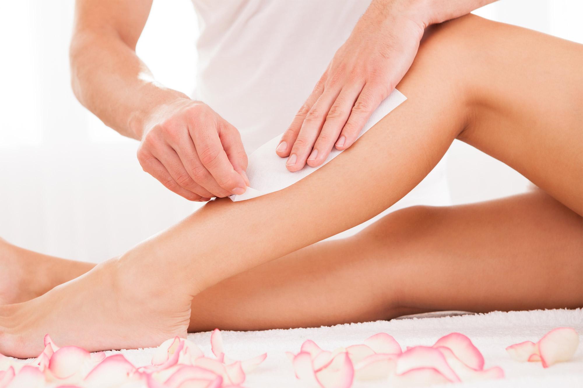 Depilación - Golden Touch Massage & Beauty Salon