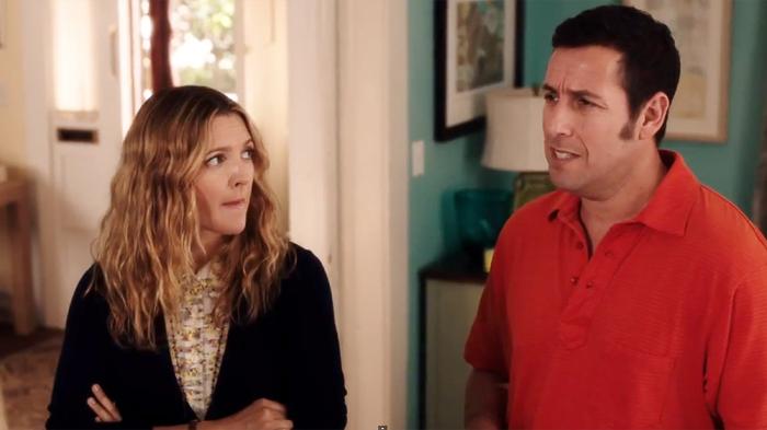 Revisión 'mezclada': a la tercera vez le falta a Adam Sandler-Drew Barrymore ...
