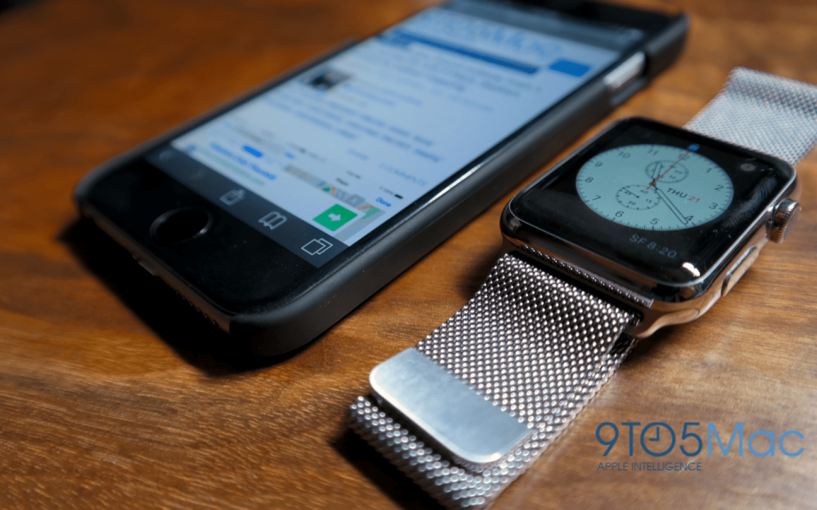 Lo que hay que saber antes de comprar el Apple Watch w / Milanese Loop band