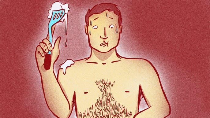 �Puedes usar la crema depilatoria para masticar? | Dollar Shave ...