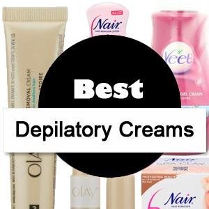 Las 5 mejores cremas depilatorias - (Rese�as y gu�a 2019)