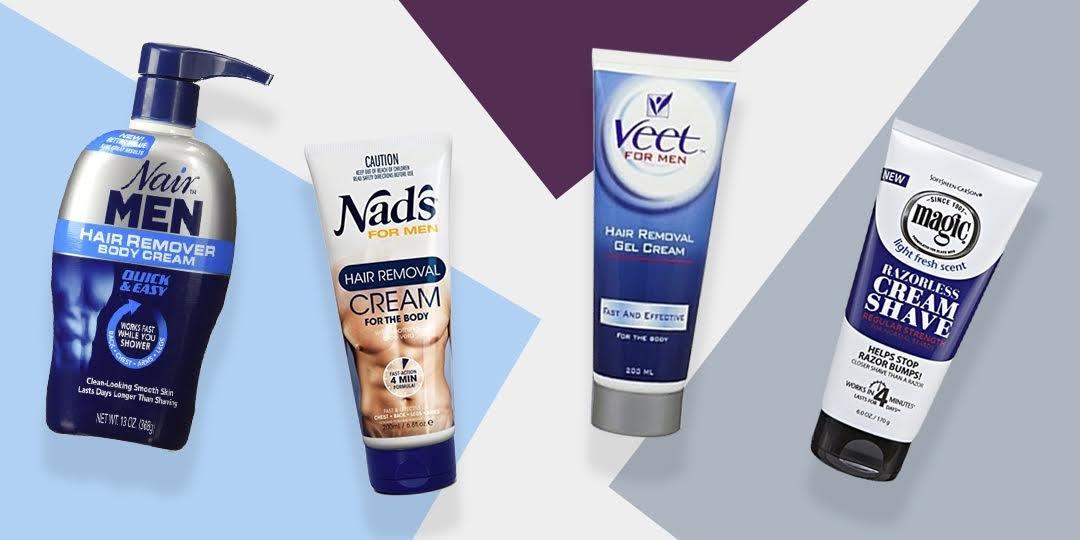 Mejor crema depilatoria para hombres - AskMen