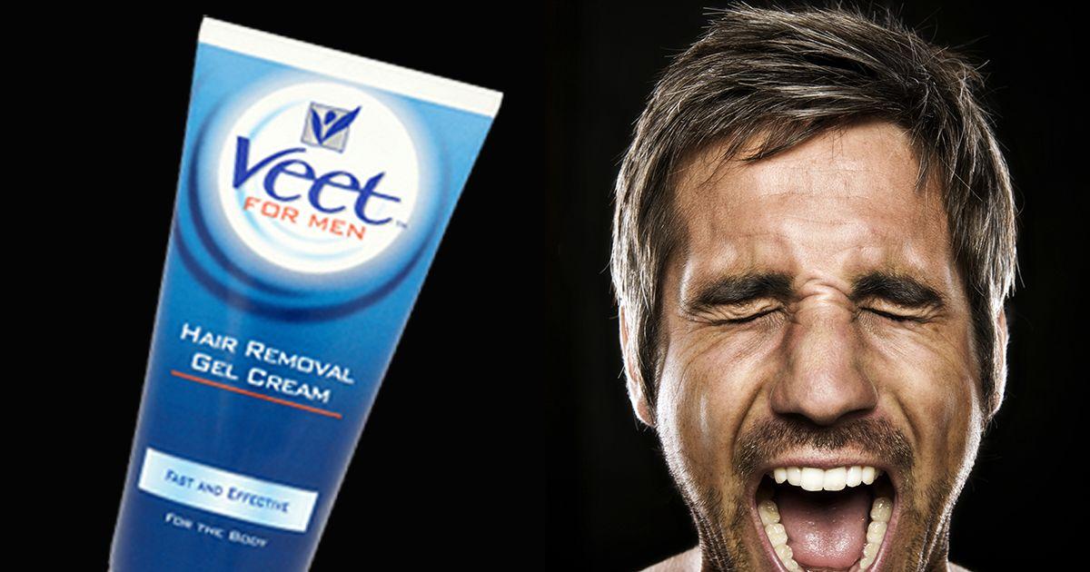 Revisiones hilarantes del proceso de reclamo de crema de depilaci�n para hombres es ...